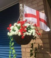 ENGLAND Red & White St George  Flag  12